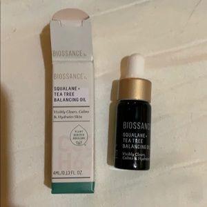Biossance Facial oil
